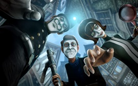 We Happy Few, videojuego