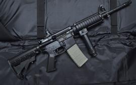 Automatic carbine, weapon