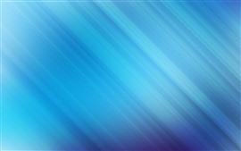Linhas azuis, abstrato