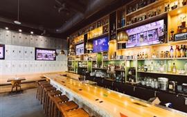 Recepção, bar