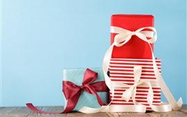 Подарки, ящики