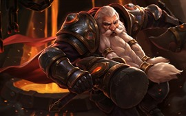 Preview wallpaper Heroes of Newerth, Dwarf