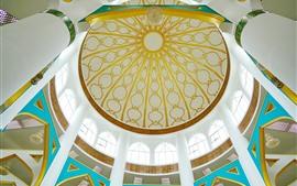 Preview wallpaper Islamic church, dome