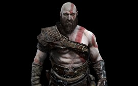 Preview wallpaper Kratos, God of War