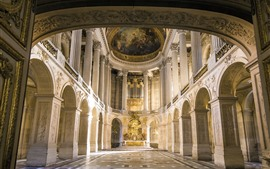 París Versalles, Francia