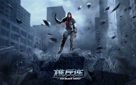 Qiangwei, a tropa negra