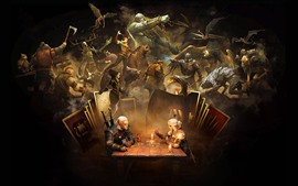 The Witcher 3: Wild Hunt, jugar a las cartas