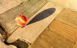 Turquia, Capadócia, balão de ar quente