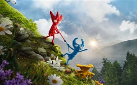 Preview wallpaper Unravel, EA game