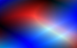 Preview wallpaper Abstract background, blue and red