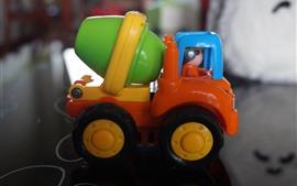 Aperçu fond d'écran Agitateur camion, jouet