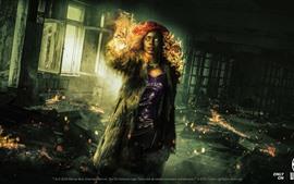 Aperçu fond d'écran Anna Diop, Titans