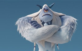 Preview wallpaper Cartoon movie, Smallfoot