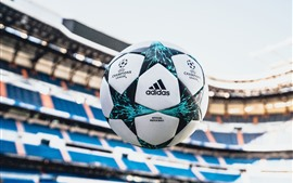 Preview wallpaper Football, Adidas, sport