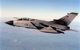 Preview wallpaper Military aircraft, fighter