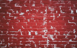 Preview wallpaper Red bricks wall, texture