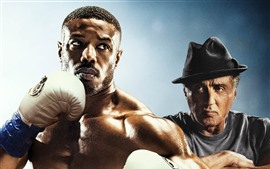 2018 movie, Creed II