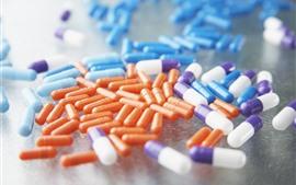 Капсулы, лекарства