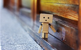 Preview wallpaper Danboard, cartoon star