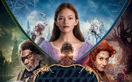 Preview wallpaper Disney movie, The Nutcracker and the Four Realms