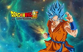 Preview wallpaper Dragon Ball Super, goku, anime