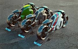 Preview wallpaper Lotus C-01 Motorcycles