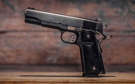 Preview wallpaper M1911 pistol, gun, weapon