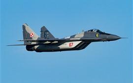 壁紙のプレビュー MiG-29Mマルチロール戦闘機