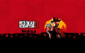 Preview wallpaper Red Dead Redemption 2