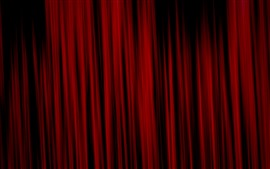 Preview wallpaper Red stripes background, abstract