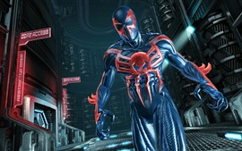Preview wallpaper Spider-Man: Edge of Time, video game