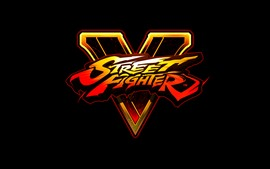 Логотип Street Fighter V
