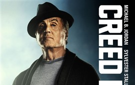 Preview wallpaper Sylvester Stallone, Creed 2