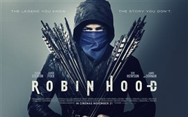 Preview wallpaper Taron Egerton, Robin Hood: Origins