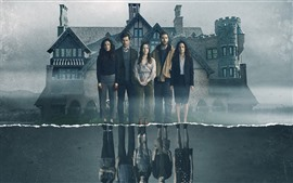 Preview wallpaper The Haunting of Hill House, TV series