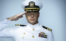 Preview wallpaper Tom Chandler, The Last Ship