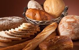 Preview wallpaper Bread, food