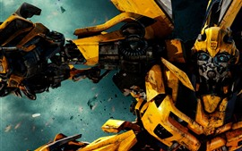 Preview wallpaper Bumblebee 2018