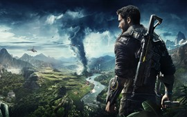 Preview wallpaper Just Cause 4