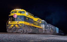 Tren de la noche