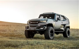 Preview wallpaper Rezvani Tank SUV, Jeep