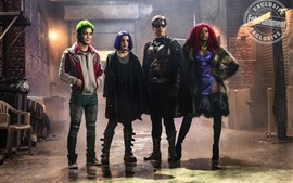 Preview wallpaper Titans, actors, TV series