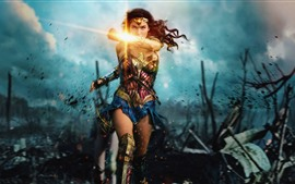 Mujer Maravilla, Diana, DC Comics, Marvel movie