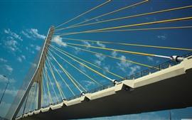 Preview wallpaper Bridge, chains