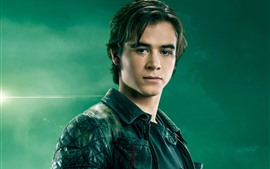 Preview wallpaper Keean Johnson, Hugo, Alita: Battle Angel