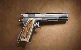 壁紙のプレビュー M1911銃