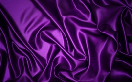 Preview wallpaper Purple fabric texture, cloth