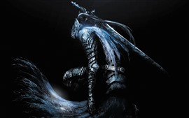 Preview wallpaper Dark Souls, game art picture