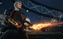 Devil May Cry 5, espada, magia