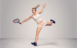 Preview wallpaper Elina Svitolina, tennis, sport